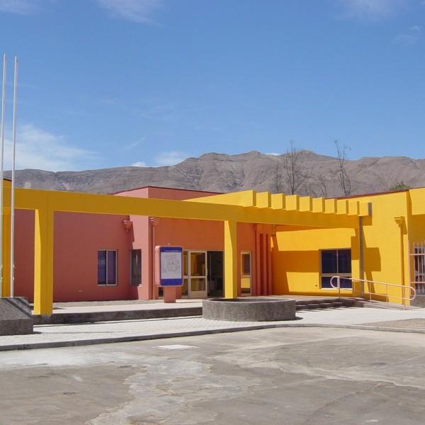 Consultorio, Tierra Amarilla