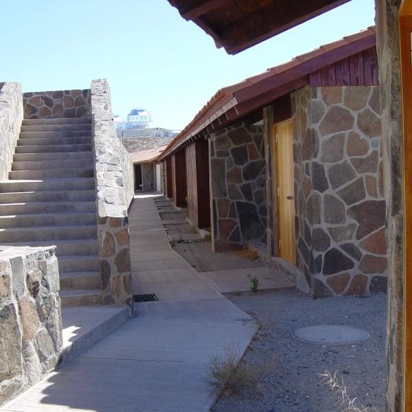 Dormitorios, Observatorio Las Campanas