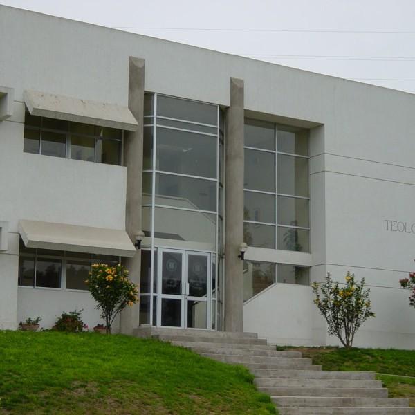 Edificio Teologia UCN Coquimbo
