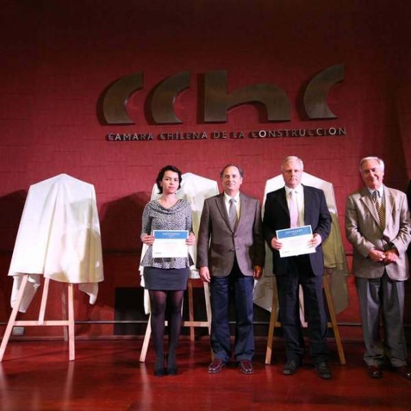 Entrega Premio de 4 Estrellas - Prevencion de Riesgos