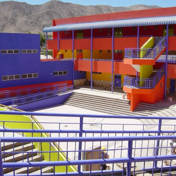 Escuela D-7, Copiapó