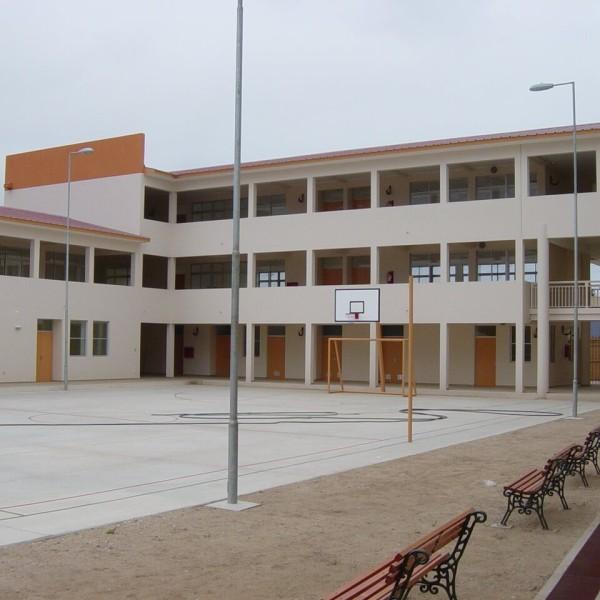 Escuela Portugal, Coquimbo