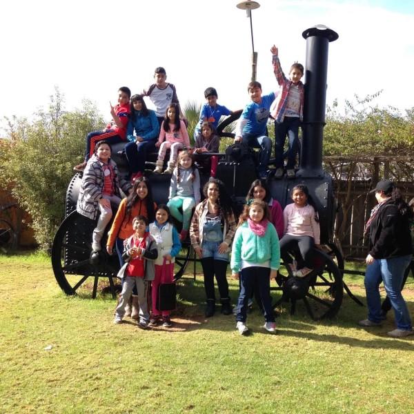 Paseo recreativo para hijos de funcionarios Constructora Rencoret