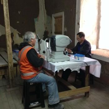 Programa oftalmologico en obras 3