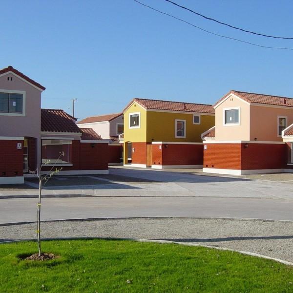 Proyecto de casas, Puerta del Mar, La Serena