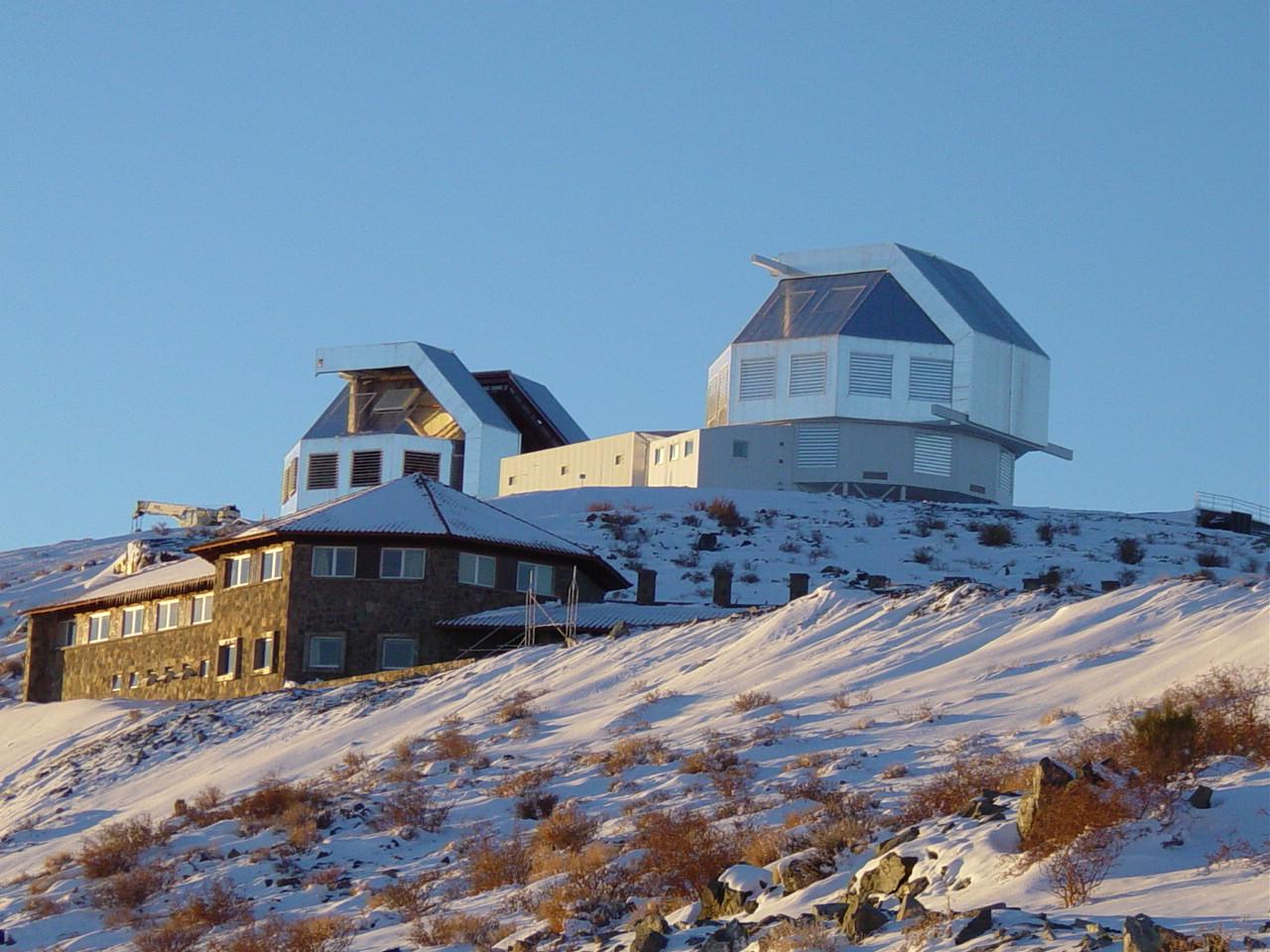 Observatorio Las Campanas, Valle del Elqui, La Serena