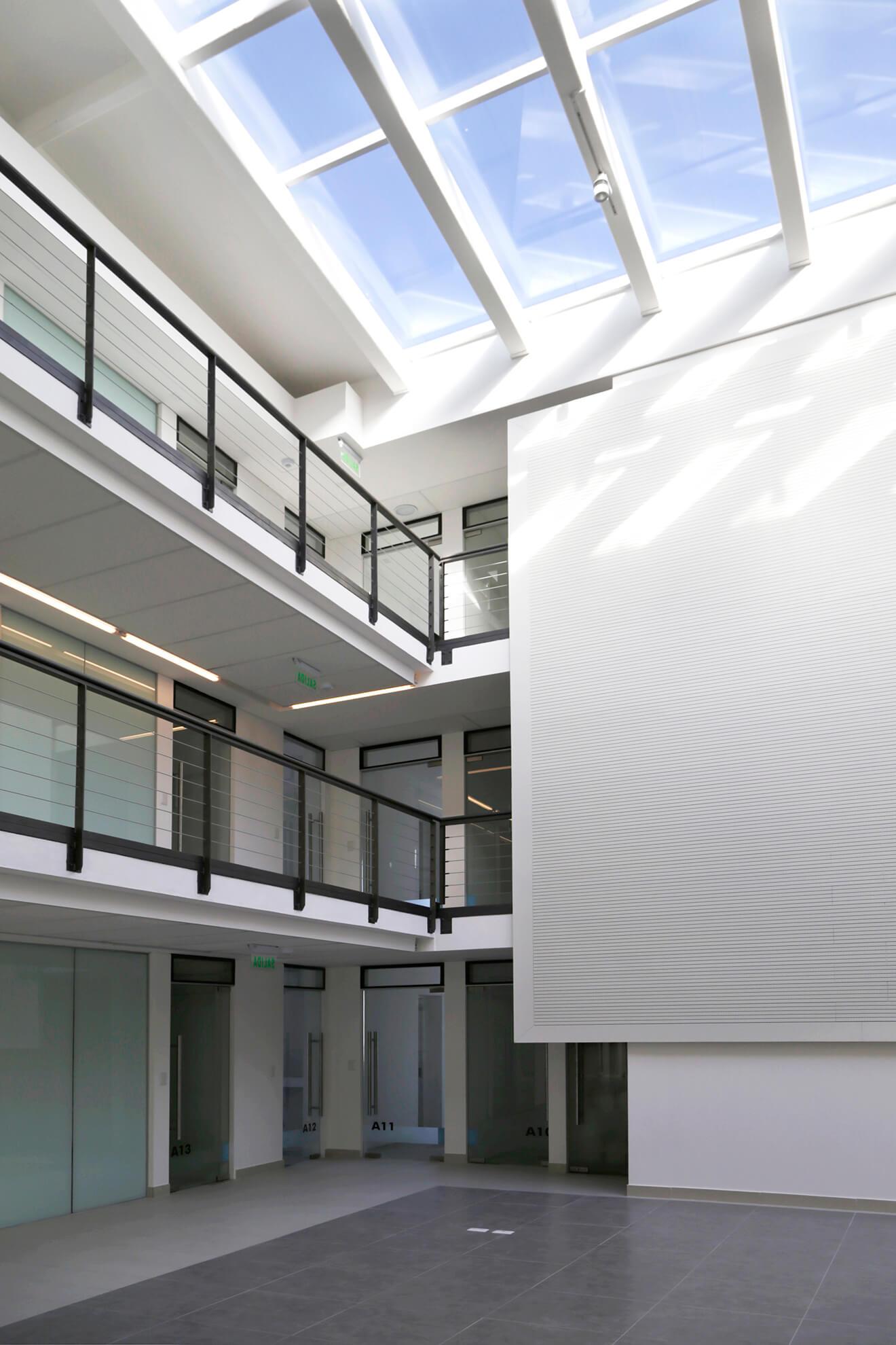 Edificio-Atrium-construcción-constructora-Rencoret-La-Serena