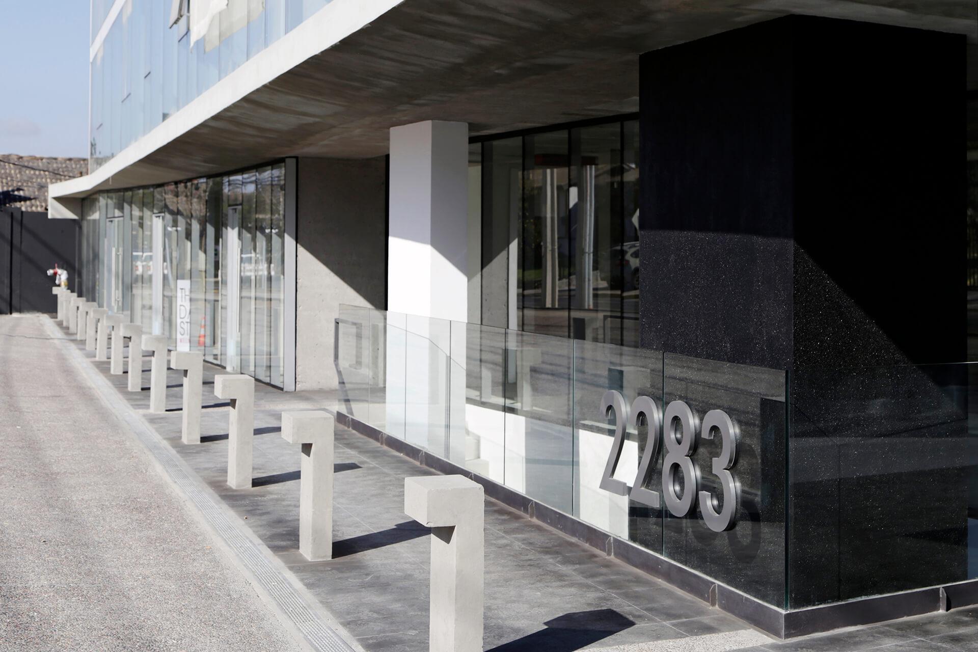 Frente-Edificio-Atrium-construcción-constructora-Rencoret-La-Serena