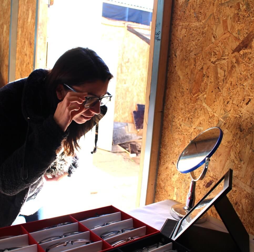 trabajadores-operativo-oftalmológico-en-faena-Coquimbo-constructora-rencoret
