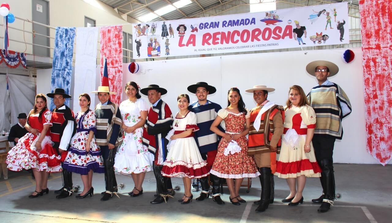 Fonda-La-Rencorosa-colaboradores-de-las-empresas-Rencoret-celebran-el-inicio-de-fiestas-patrias-concurso-de-cueca
