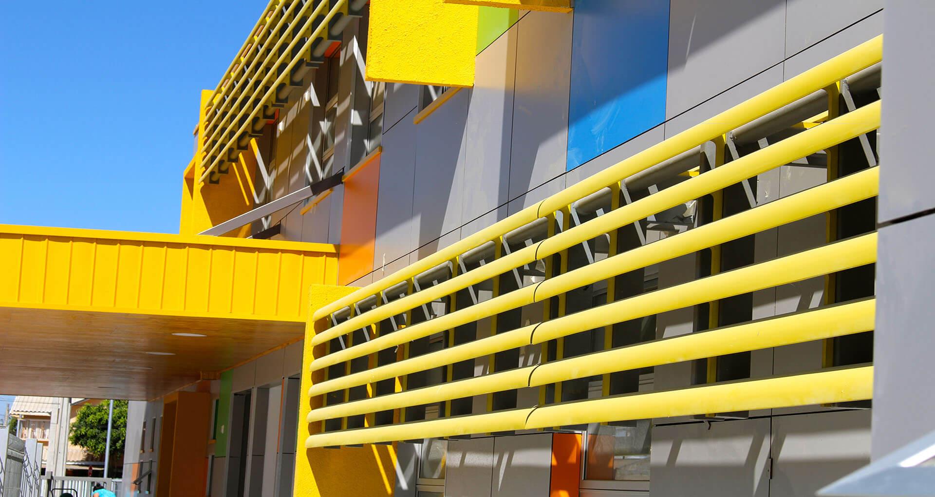 Cefam-Ovalle-Fray-Jorge-Fachada-Constructora-Rencoret