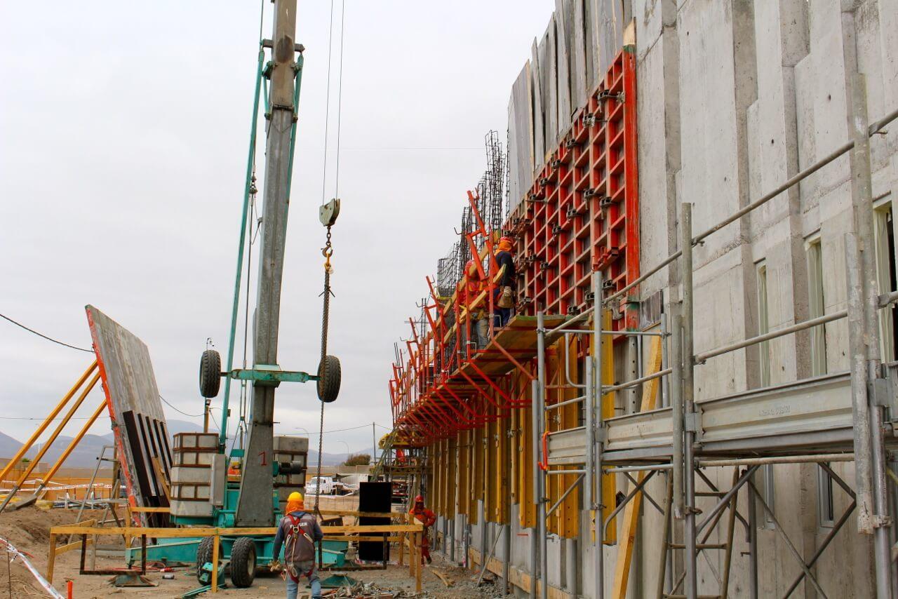 Obra-en-construcción-Colegio-Frances-La-Serena-Golf-Constructora-Rencoret-5