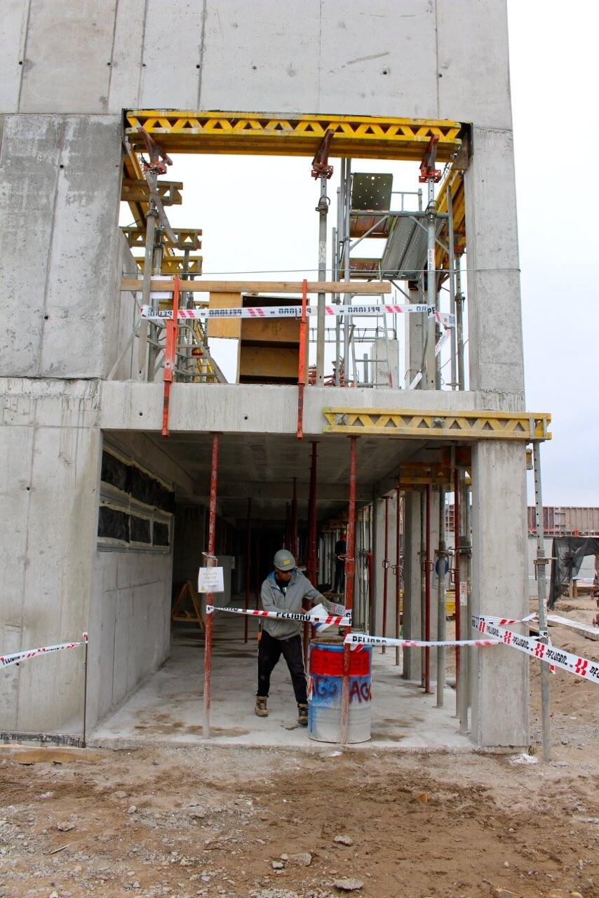 Obra-en-construcción-Colegio-Frances-La-Serena-Golf-Constructora-Rencoret-6