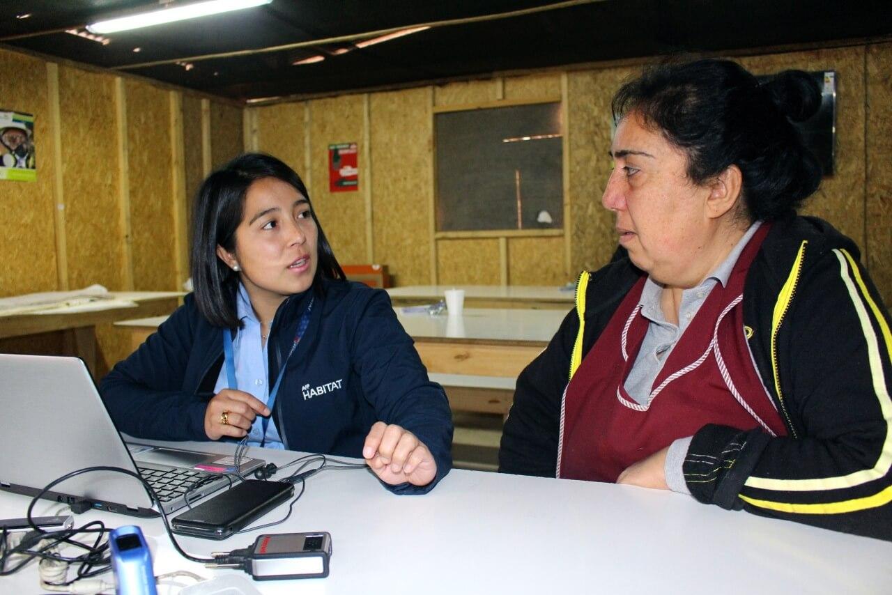 operativo-social-trabajadores-constructora-rencoret-faena-polideportivo-las-compañías-La-Serena