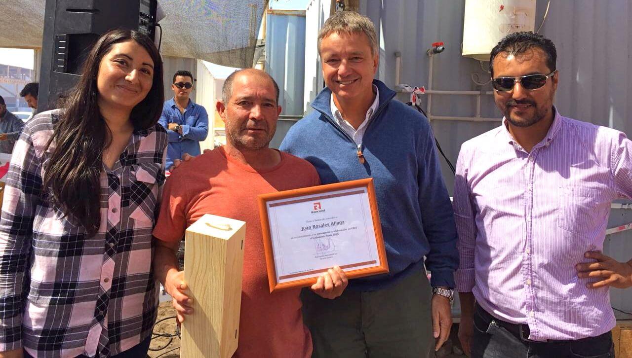 Constructora-Rencoret-celebra-dia-del-trabajador-de-la-construcción-en-sus-obras-premiación-espiritu-Rencoret
