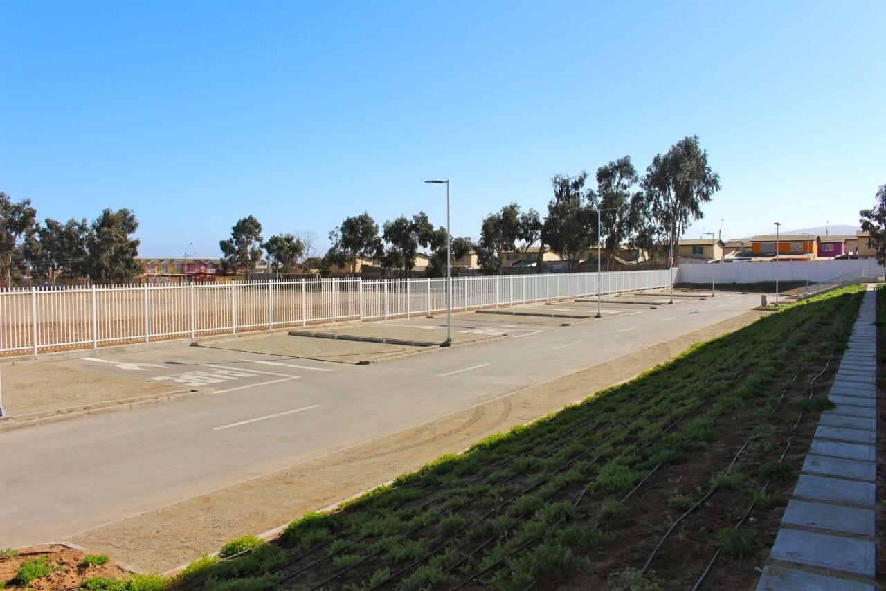 constructora-rencoret-termina-emblematico-proyecto-Polideportivo-en-las-compañías-La-Serena